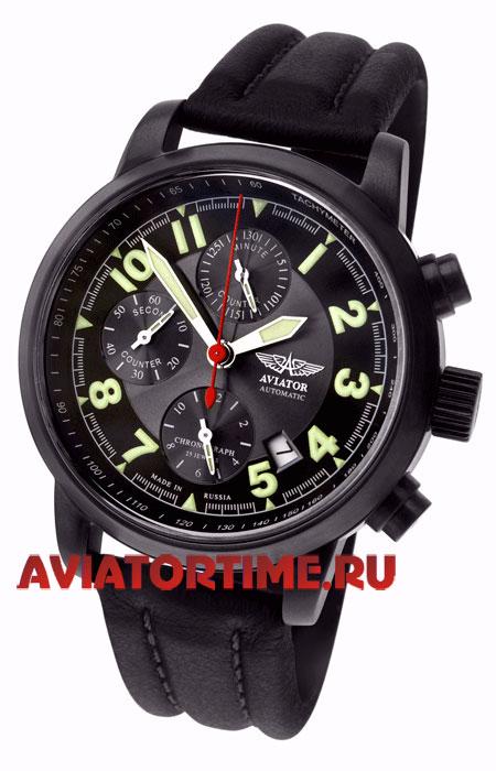 Часы авиатор 7750 0654884