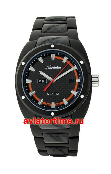 Мужские швейцарские часы Adriatica A8206.B116Q