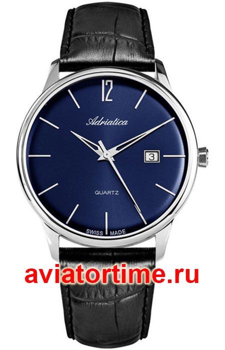 10145b8b ЧАСЫ ADRIATICA 8254.5255Q - Швейцарские мужские наручные часы ...