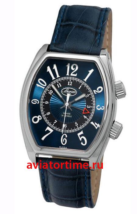 Часы Полет Буран 2612/1081553 сигнал мужские механические наручные