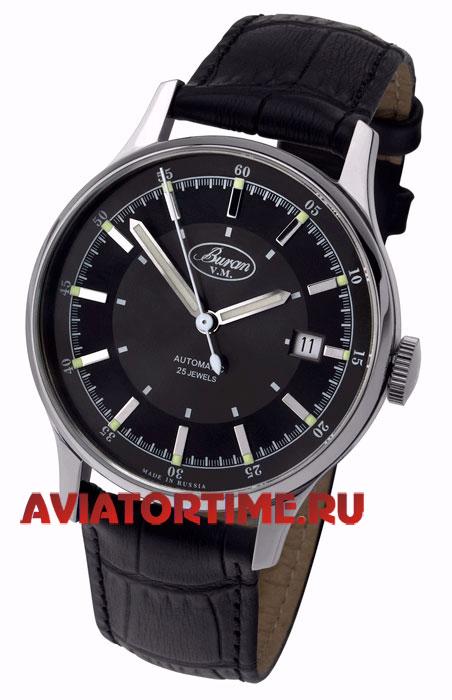 российские часы буран волмакс 2824-2/2121384 с автоподзаводом на базе швейцарского механизма ETA