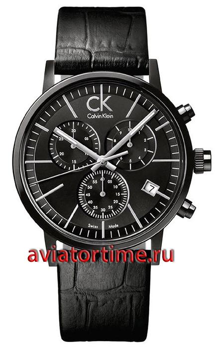 Мужские швейцарские часы Calvin Klein K7627401