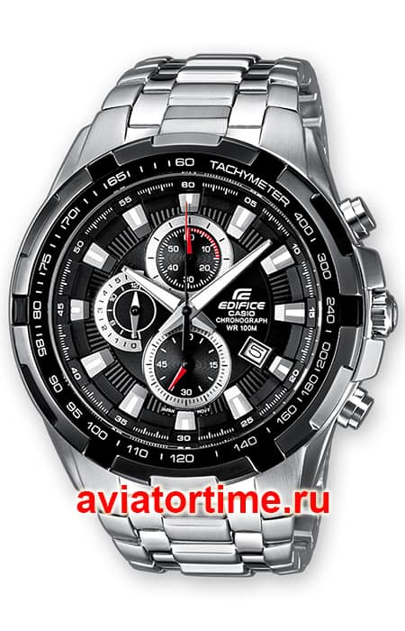 Casio часы мужские edifice wr100m