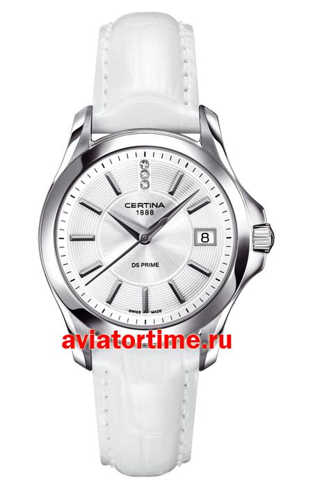Швейцарские наручные женские часы Certina C004.210.16.036.00 DS