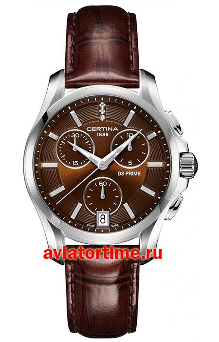 Женскиее швейцарские часы Certina C004.217.16