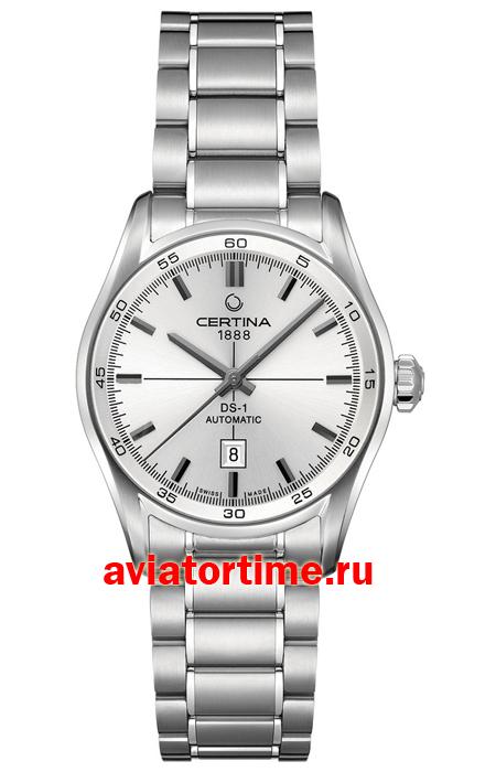 Часы женские швейцария наручные certina углич часы сокол купить в