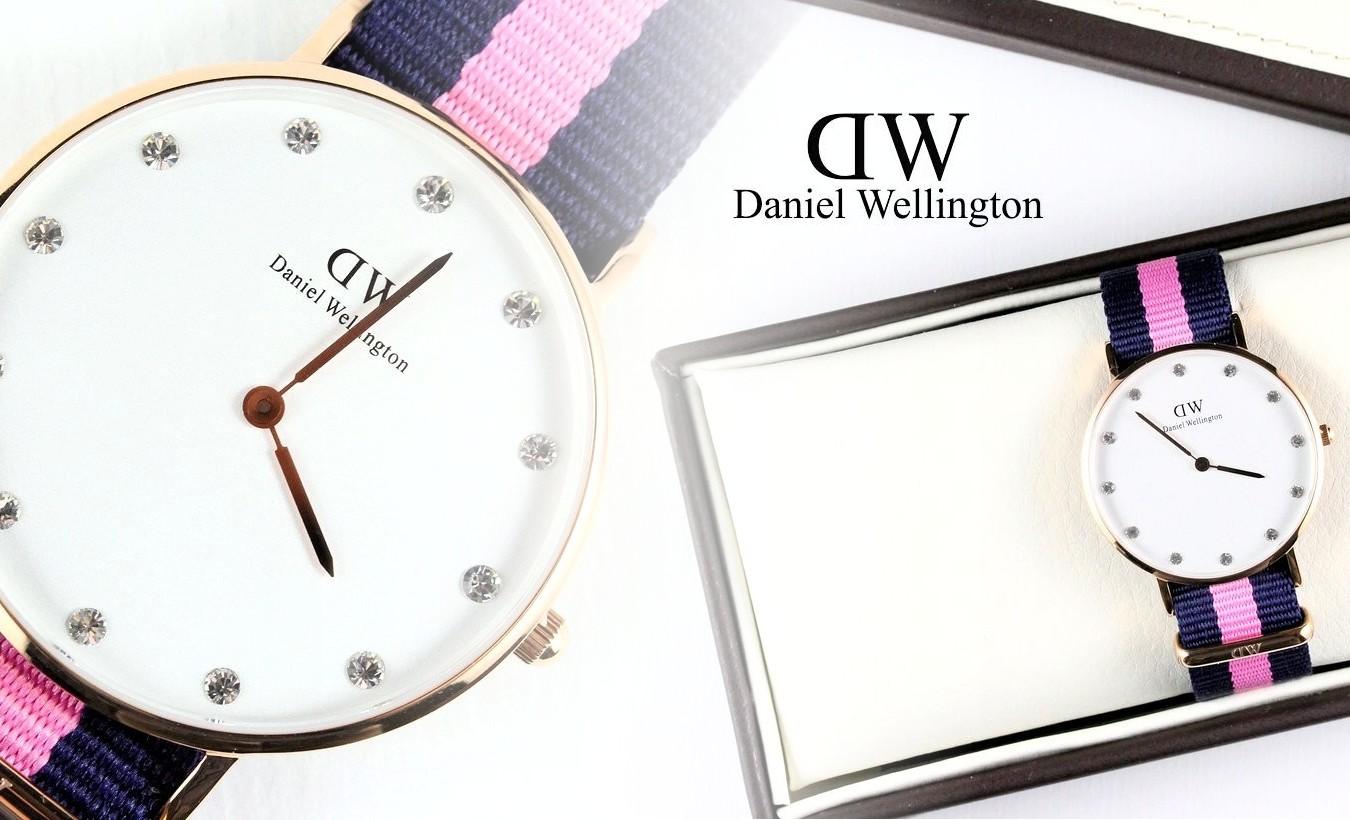 часы daniel wellington производство незатейливым названием