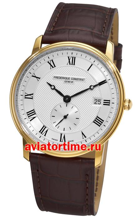 Мужские часы Frederique Constant FC-245M5S5 Женские часы Roamer 709.844.41.55.70