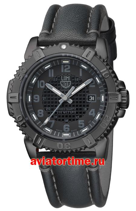 Мужские часы Luminox XS.6251.BO Женские часы Adriatica A3042.9214Q