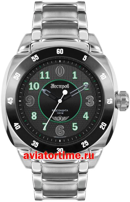 5a90c5ef Мужские российские наручные часы Нестеров H026402-05EN Истребитель И ...