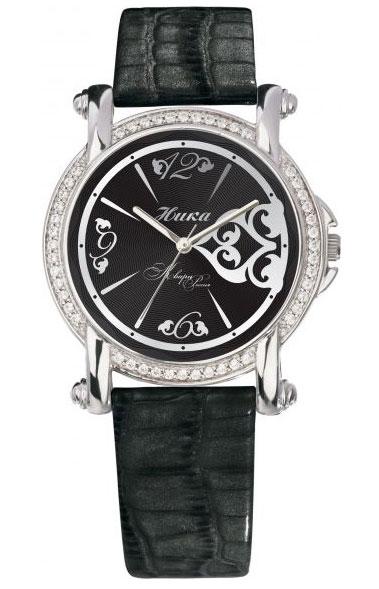 67da817363ee Женские и мужские, золотые и серебряные российские наручные часы Ника.