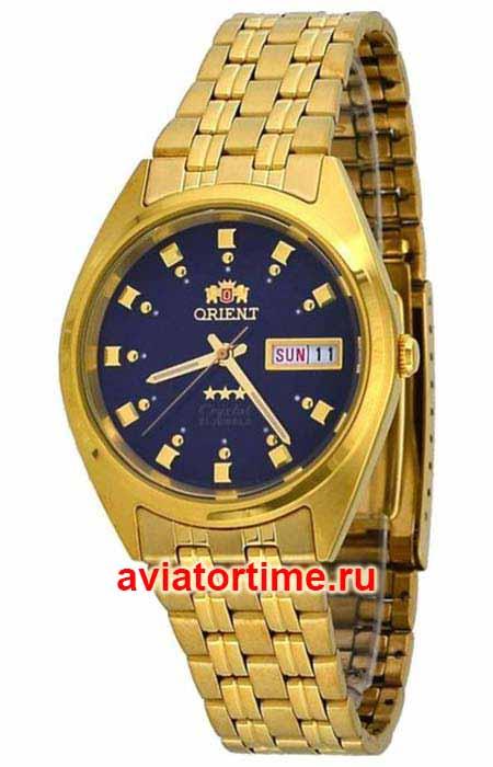 85e079dd Часы Orient FAB00001D9, коллекция Three Star. Японские наручные ...