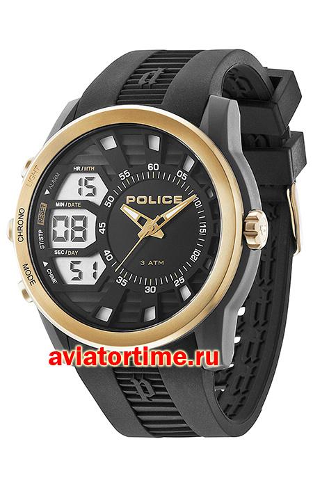 7f02f9d30c79 Итальянские наручные часы POLICE PL.14249JPBG/02 TACTICAL