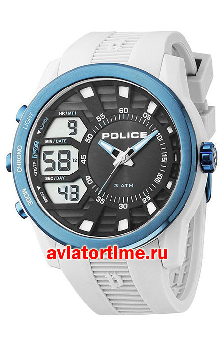 e4be50d25cc6 Итальянские наручные часы POLICE PL.14249JPGYBL/02 TACTICAL