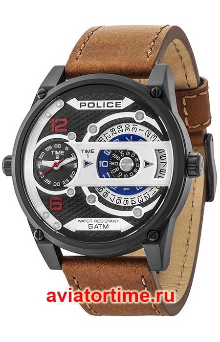 3be7fd32fa7a Итальянские наручные часы POLICE PL.14835JSB/02 D-JAY