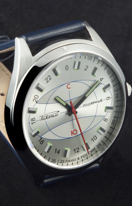 Российские мужские наручные часы Ракета (Raketa) Полярные 016