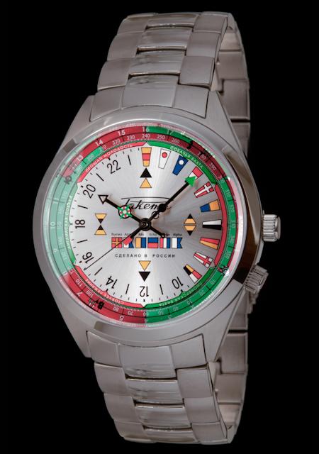 c21d58ef Российские механические наручные часы Ракета (Raketa) моряк 036 ...