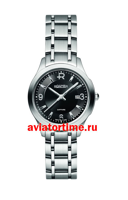 Швейцарские наручные женские часы ROAMER