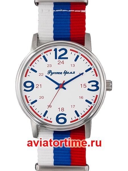 Часы Русское время 13110291. Российские наручные часы. Официальный сайт. bc502d28d8a