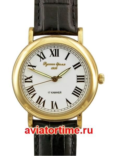 Часы Русское время 6046121. Российские наручные часы. Официальный сайт. 0731f98d563