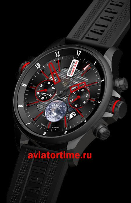 Особого внимания заслуживают изделия с кварцевым механизмом, оснащённые хронографом и секундомером.