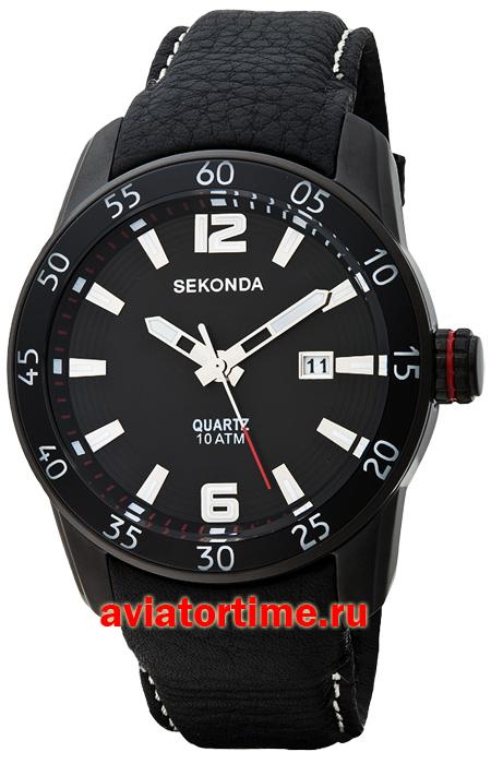Мужские наручные российские часы полет SEKONDA 335/4B от Часового
