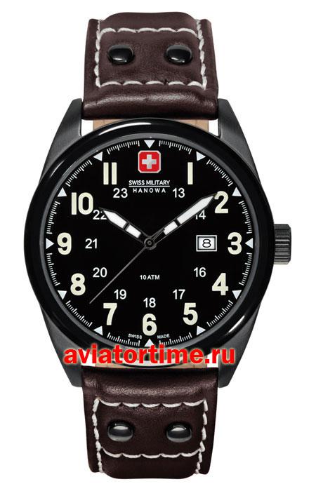 часы наручные мужские swiss military hanowa