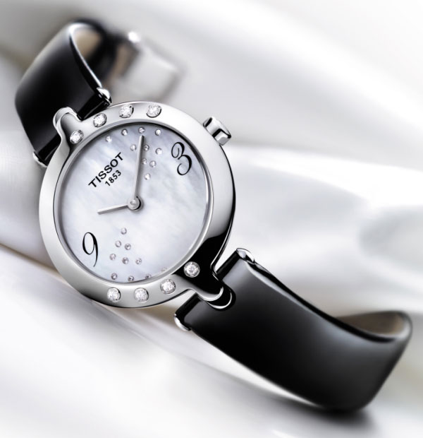 Часы женские наручные с металлическим браслетом