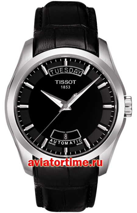 Швейцарские наручные мужские часы Tissot