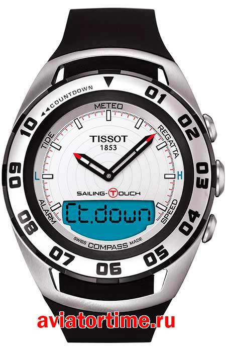 Tissot T056.420.27.031.00 T-TOUCH T-tactile Sailing-touch ... d9cc196e17b