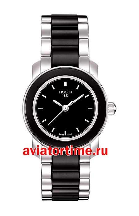 228d1579ebd2 Tissot T064.210.22.051.00 T-LADY CERA. Швейцарские наручные женские ...