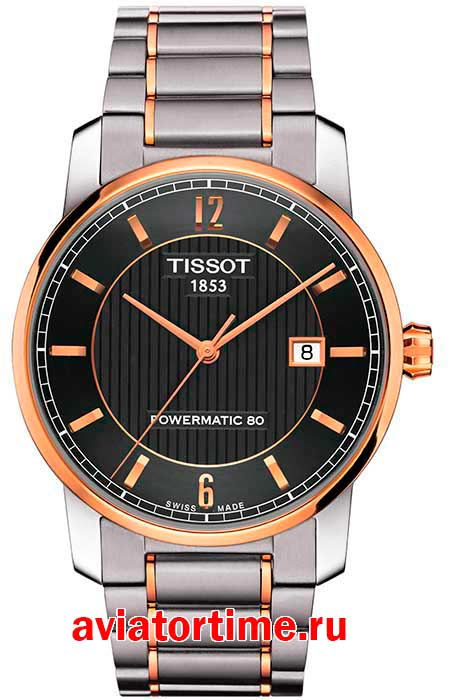 Tissot T087.407.55.067.00 T-CLASSIC TITANIUM AUTOMATIC. Швейцарские ... 4cafdaf31b5
