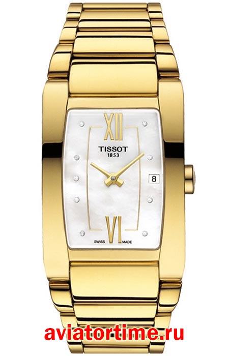 5854108c0446 Швейцарские часы TISSOT T105.309.33.116.00 GENEROSI-T. Официальный ...