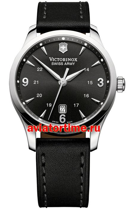 4df21f93 Мужские наручные швейцарские часы. Victorinox 241474. Коллекция Alliance