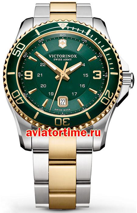 3ce99bf6 Швейцарские наручные мужские часы Victorinox 241605 Maverick