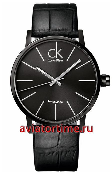 ff1c032337499 Швейцарские наручные мужские часы Calvin Klein K7621401