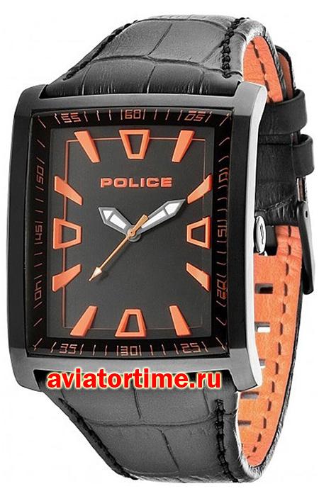 075441095a17 Итальянские наручные часы POLICE PL.14002JSB/02 RADIATION