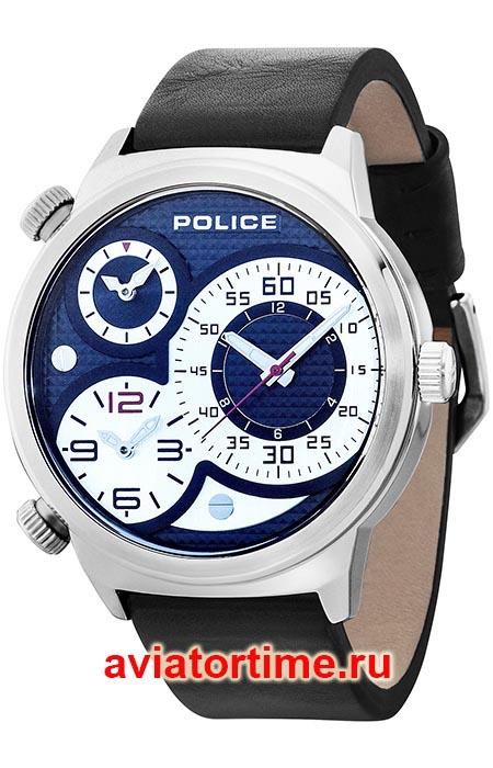 a2b1af3268f0 Итальянские наручные часы POLICE PL.14542JS/02 ELAPID